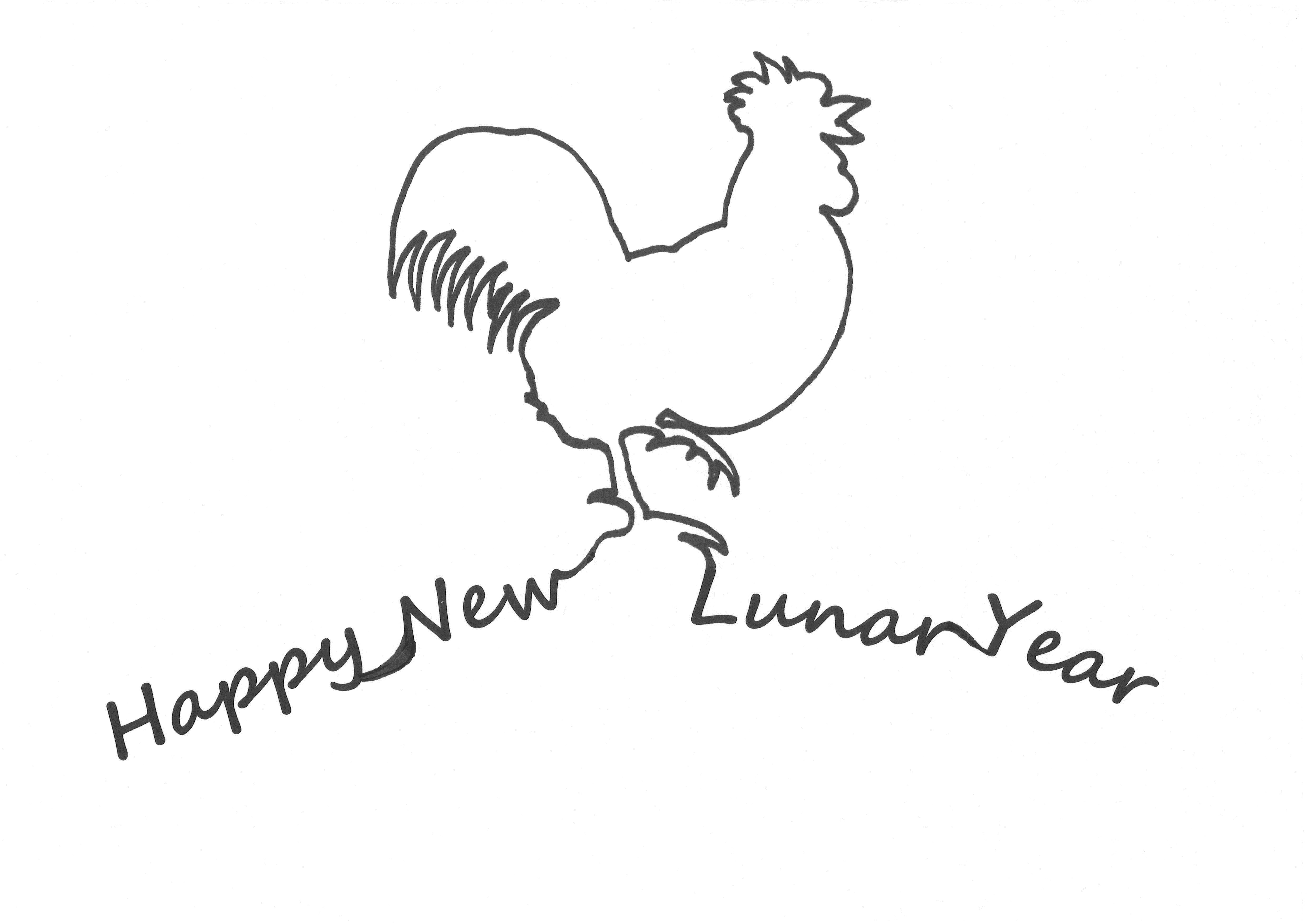 Enjoy the year of the rooster. Happy New Lunar Year from NANOSENSORS the world leader in scanning probes