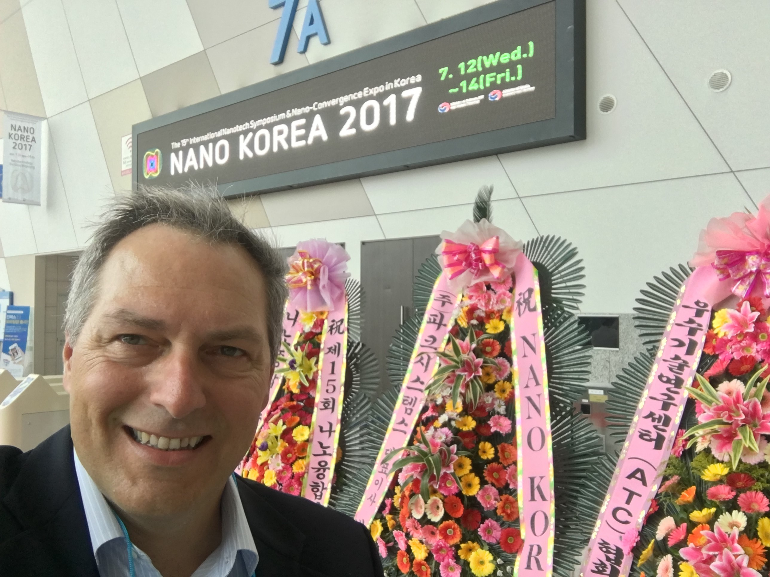 NANOSENSORS AFM tips at Nano Korea 2017