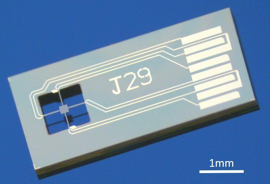 "NANOSENSORS™ MSS dedicated for torque magnetometry ""SD-MSS-1KTM"""