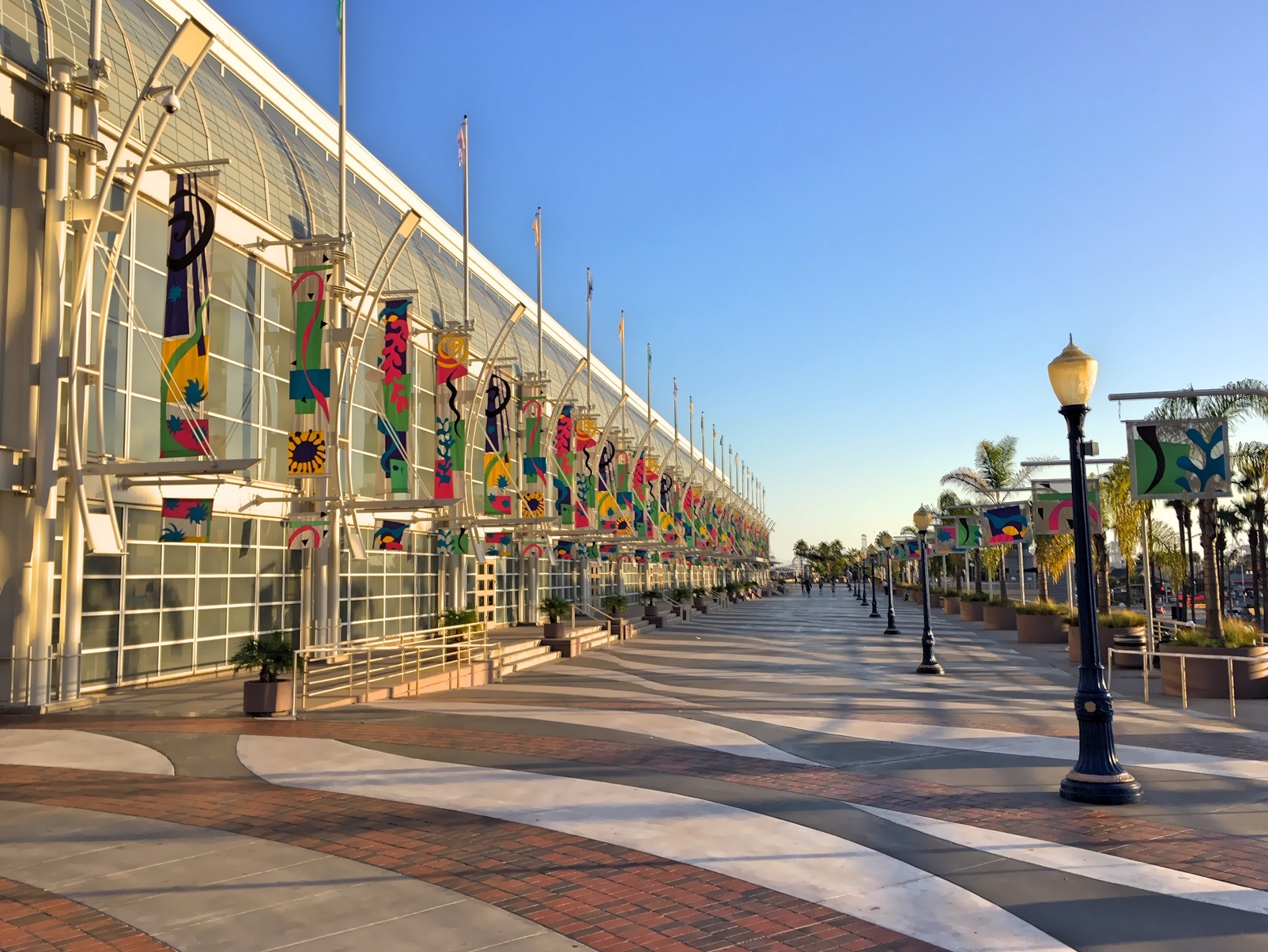 Long Beach Convention Center venue of AVS 65th International Symposium and Exhibition