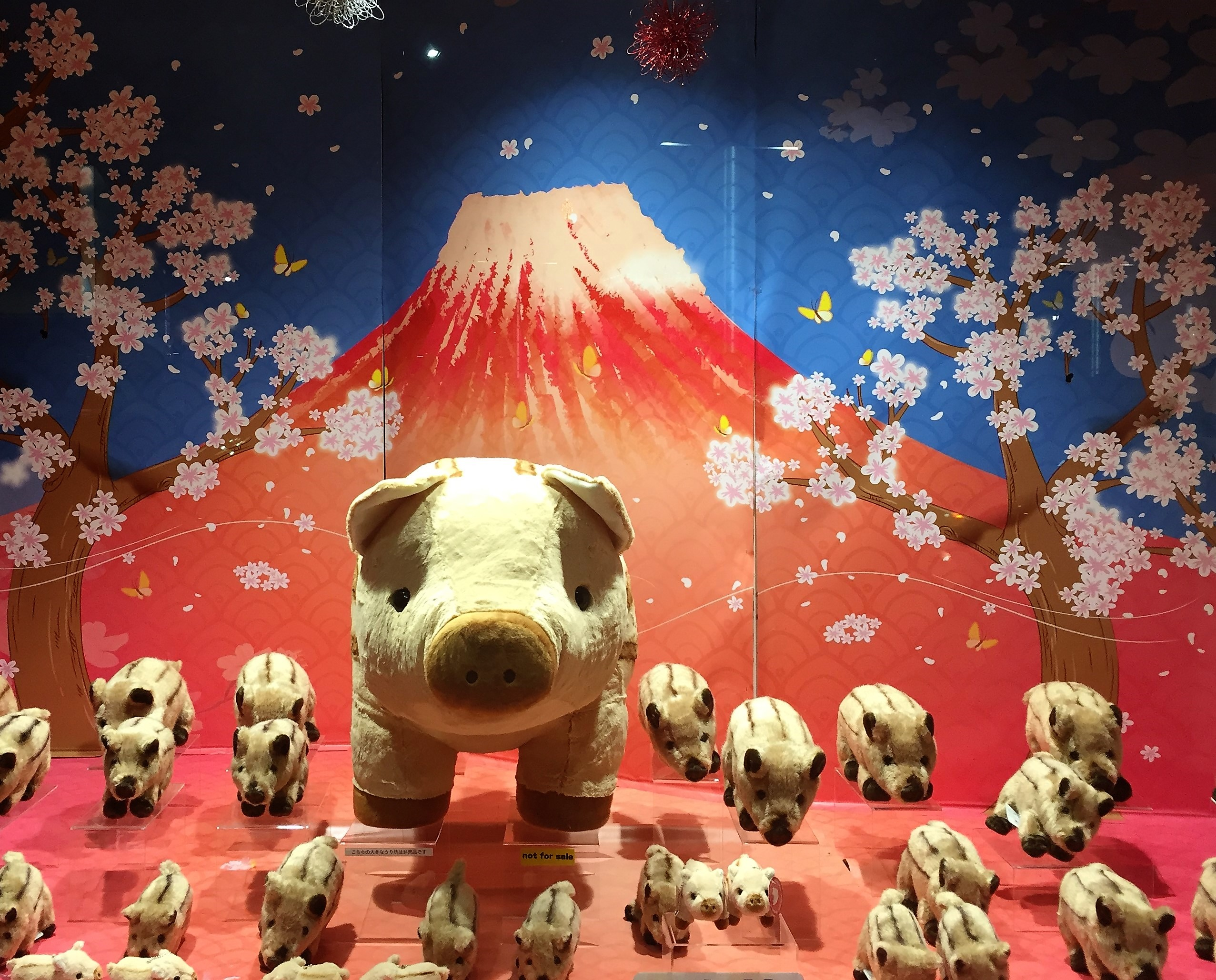 NANOSENSORS AFM probes wishes everyone a good start into the new lunar year of the pig