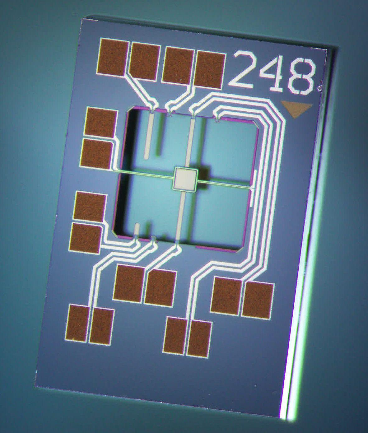 NANOSENSORS Membrane-type Surface-stress Sensor MSS for torque magnetometry SD-MSS-1KPMAu . Newly added to the NANOSENSORS Special Developments List
